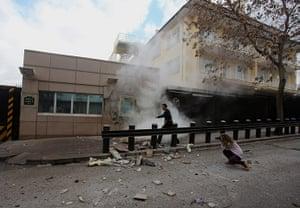 24 hours: U.S. Embassy in Ankara, Turkey