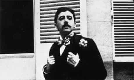 Marcel Proust. c1900.