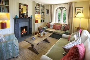 south cornwall: Restormel Cottage, near Lostwithiel