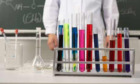 Test Tube Container And Test Tubes