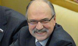 Vladimir Pekhtin, of United Russia party