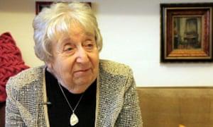 Helga Weiss portrait