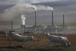 CIWEM competition winners: Polluted Landscape, 2012