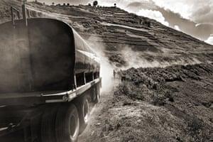 CIWEM competition winners: An Oil Truck Heading Through Rwanda Bound forUganda, 2011