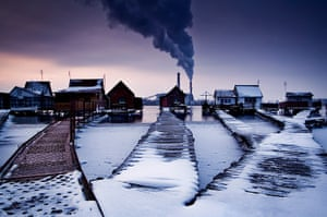 CIWEM competition winners: Nuclear Winter, 2012