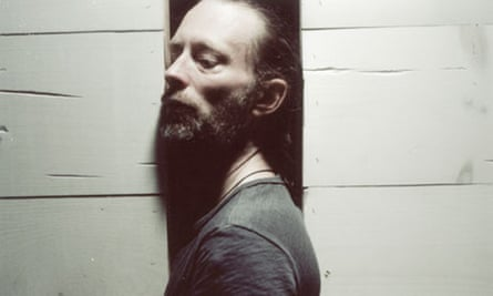 Thom Yorke of Atoms for Peace