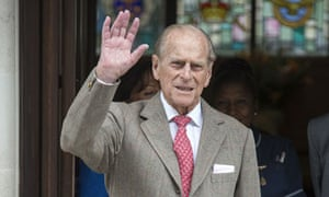Prince Philip in June 2012