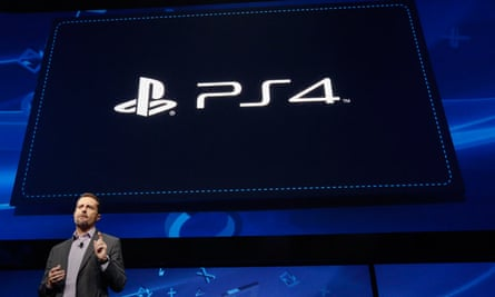 Sony PlayStation 4 launch event New York