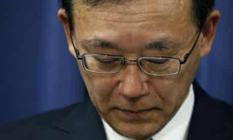 Sadakazu Tanigaki, the Japanese justice minister, announced three hangings