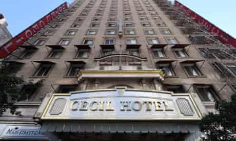 Cecil Hotel, Los Angeles
