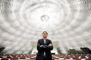 Architects' inspiration: Edgar Gonzalez in Paris Communist party headquarters