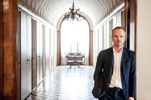 Architects' inspiration: David Kohn in Villa Necchi