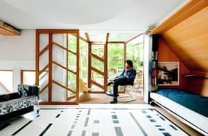 Architects' inspiration: Takero Shimazaki in Hexenhaus