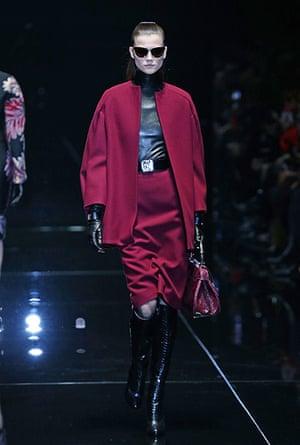 Milan Fashion Week 1: Gucci - Milan Fashion Week