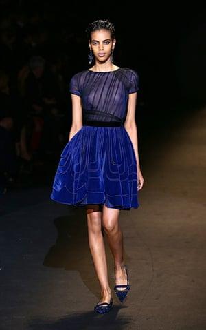 Milan Fashion Week 1: Alberta Ferretti  Milan Fashion Week