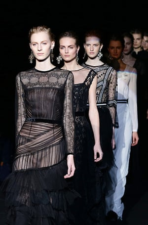 Milan Fashion Week 1: Alberta Ferretti -Milan Fashion Week
