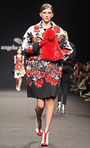 Milan Fashion Week 1: Angelo Marani  Milan Fashion Week