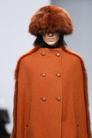 Milan Fashion Week 1:  Mila Schon Milan Fashion Week
