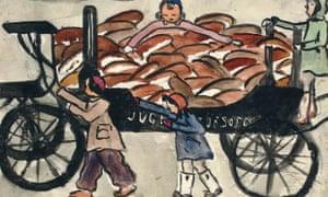 Helga Weiss Bread