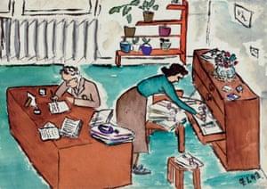 Helga Weiss Inventory
