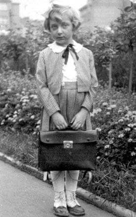 Helga first day school
