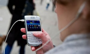 record smart phone