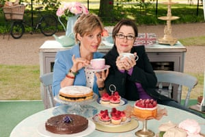 Ten Best: The Great British Bake Off