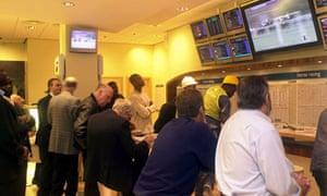 Legal gambling age