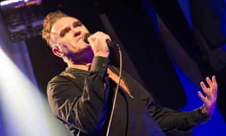 Morrissey In Concert