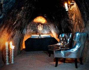 Unusual hotels: Silvermine