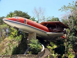 Unusual hotels: Costa Verde