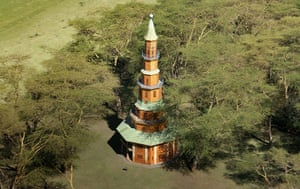 Unusual hotels: Hippo Point