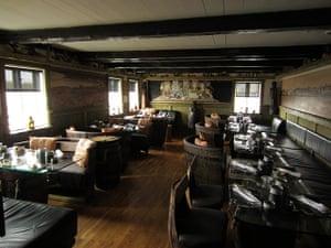 Unusual hotels: Hotel Viking