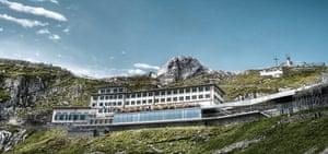 Unusual hotels: Pilatus fuer Titelseite Kulmhotel