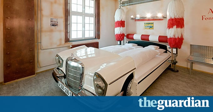 The world 39 s most unusual hotels travel the guardian for Most stylish hotels in the world