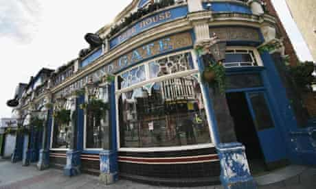 The Bull and Gate in Kentish Town in north London