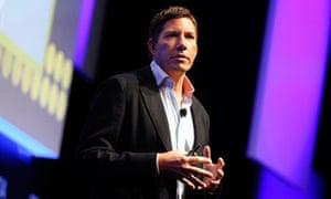 Mozilla Corporation CEO Gary Kovacs