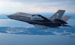 The US has grounded its fleet of F-35 fighter jets
