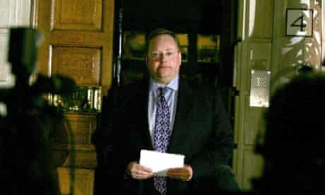 Former Lib Dem chief executive Lord Rennard