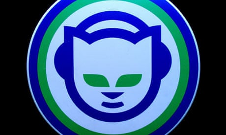 Napster logo  Photograph  Mike Fanous Gamma-Rapho via Getty ImagesNapster Logo