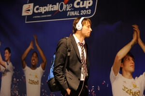 Capital One Final: Bradford City v Swansea City