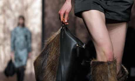 Marni's autumn/winter 2013 collection at Milan Fashion Week