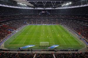 capital one final 2: Bradford City v Swansea City