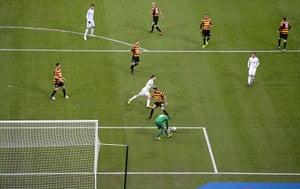 Capital One final 3: Bradford City v Swansea City