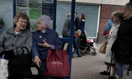 Britain's ageing population