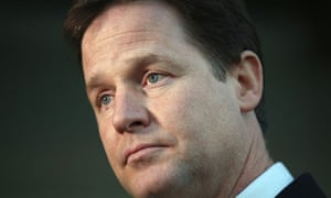 Nick Clegg Lord Rennard allegations