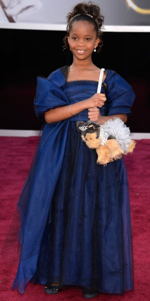 Quvenzhané Wallis: too cute for school