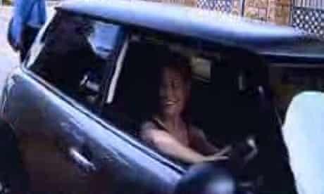 Last image of Reeva Steenkamp alive