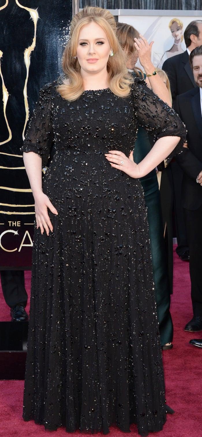 6eb21f0747 Oscars 2013  red carpet fashion - as it happened