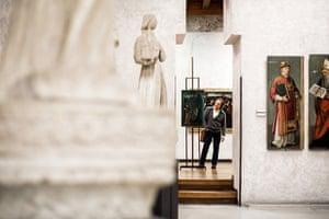 Architects' inspirations: Paul Williams - Castelvecchio Museum, Verona